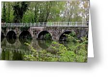 Bruges Bridge 2 Greeting Card