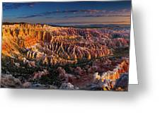 Bryce Canyon Early Morning Greeting Card