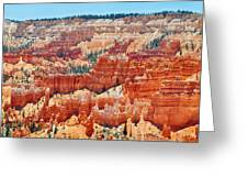 Bryce Canyon Fairyland Point Greeting Card