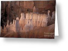 Bryce Canyon Hoodoos Greeting Card
