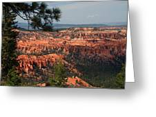 Bryce Canyon II Greeting Card
