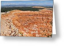Bryce Canyon Inspiration Point Greeting Card
