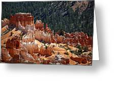 Bryce Canyon  Greeting Card by Jane Rix