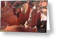 Bryce Canyon Look Greeting Card