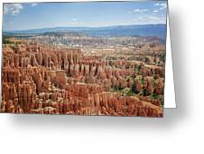 Bryce Canyon National Park 1 Greeting Card