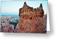 Bryce Canyon Navajo Loop Trail Greeting Card