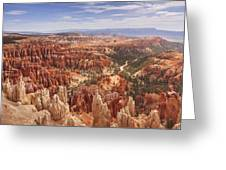 Bryce Canyon, Utah Greeting Card