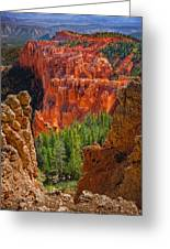 Bryce Canyon Vista Greeting Card