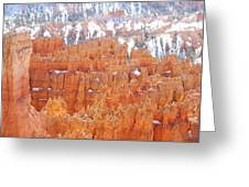 Bryce National Park Greeting Card