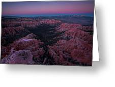 Bryce Point Greeting Card