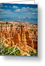Bryce -tall Greeting Card
