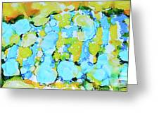 Bubble Collection Greeting Card
