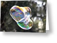 Bubble Fun Greeting Card