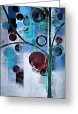 Bubble Tree - 055058167-86a7b2 Greeting Card