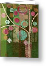 Bubble Tree - 85lc16-j678888 Greeting Card