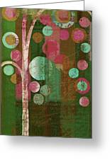 Bubble Tree - 85rc16-j678888 Greeting Card