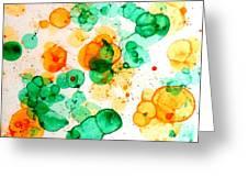 Bubbleicious Greeting Card
