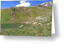 Buckeye Lake 3 Greeting Card