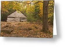 Bud Ogle Barn  Greeting Card