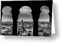 Budapest, Hungary Greeting Card