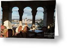 Budapest I Greeting Card
