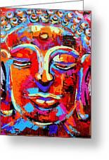 Buddha 3 Greeting Card