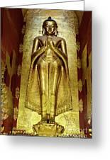 Buddha Figure 1 Greeting Card