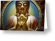 Buddha Tooth Relic Temple 4 Greeting Card