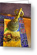 Buddhist Offering Greeting Card