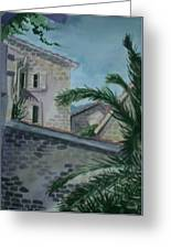 Budva Old Town Greeting Card