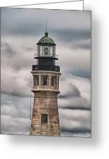 Buffalo Lighthouse 5848 Greeting Card