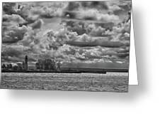 Buffalo Lighthouse 8111 Greeting Card