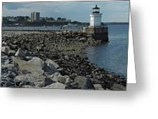Bug Light Greeting Card