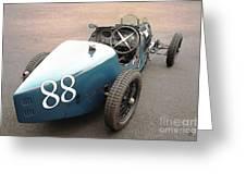 Bugatti Type 35 # 88 Greeting Card
