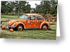 Bugs In The Patch Again Greeting Card