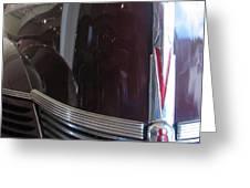 Buick 8 Greeting Card