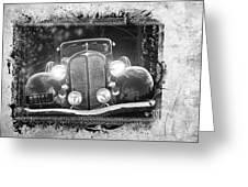 Buick Greeting Card