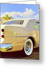 Buick Super Greeting Card