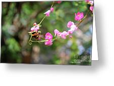 Bumble Bee1 Greeting Card