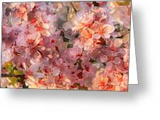Bunches Of Beauties Greeting Card