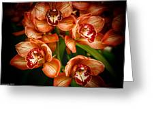 Bunches Of Flowers I Greeting Card