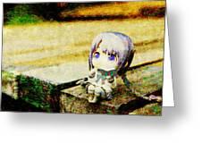Bungaku Shoujo Greeting Card