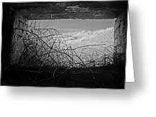 Bunker View Greeting Card