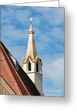 Burgerspitalkirche Greeting Card