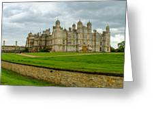 Burghley House Estate Greeting Card