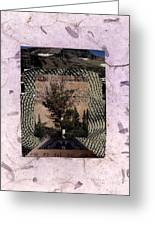 Burning Bush - Bgbub Greeting Card