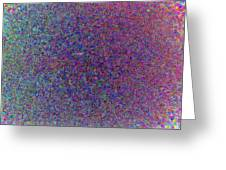 Bursting Confetti  Greeting Card