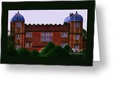 Burton Agnes Hall Greeting Card