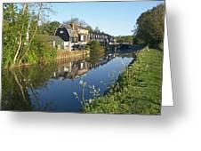 Burtons Mill Greeting Card