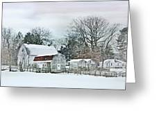 Bush Barn Greeting Card